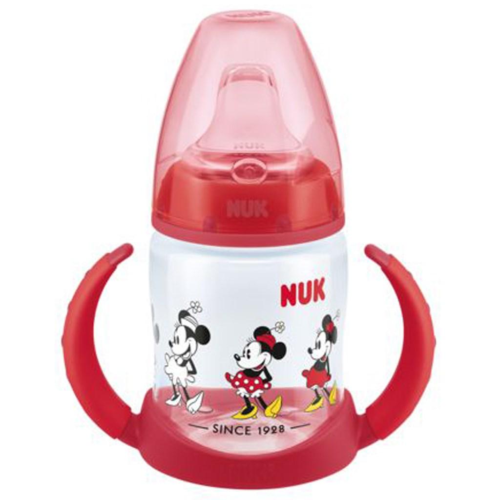 Kojenecká láhev na učení NUK Disney Mickey 150 ml