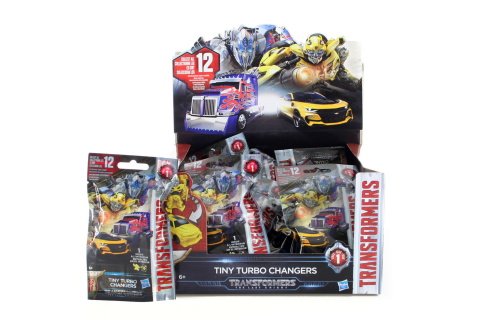 Transformers MV5 Mini 1x transformace TV 1.3. - 30.6.2018