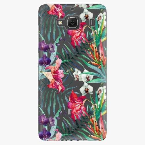 Plastový kryt iSaprio - Flower Pattern 03 - Xiaomi Redmi 2
