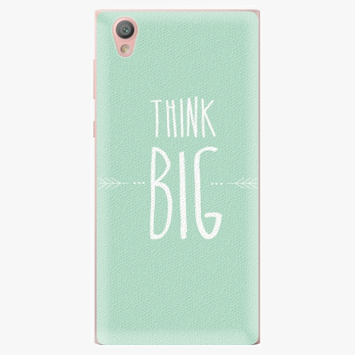 Plastový kryt iSaprio - Think Big - Sony Xperia L1