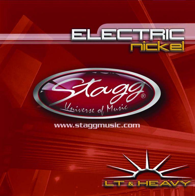 Stagg EL-1052, sada strun pro elektrickou kytaru