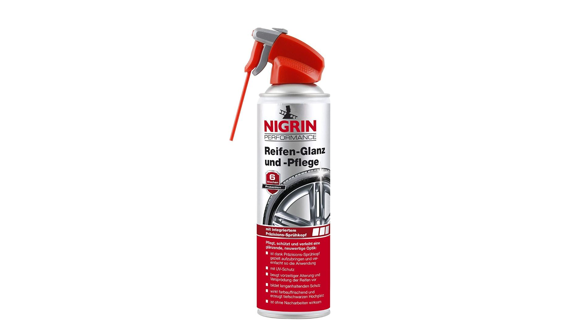 NIGRIN Tire Polishing and Treatment 500ml