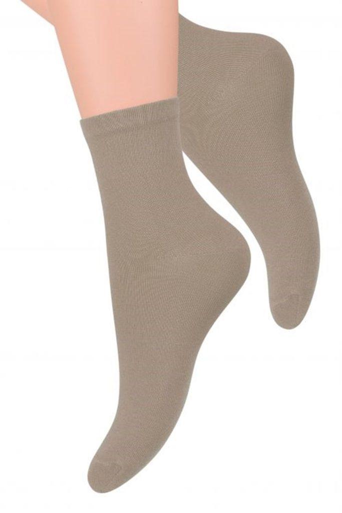 Dámské ponožky 037 beige