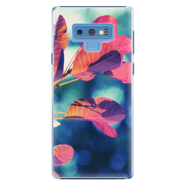 Plastové pouzdro iSaprio - Autumn 01 - Samsung Galaxy Note 9