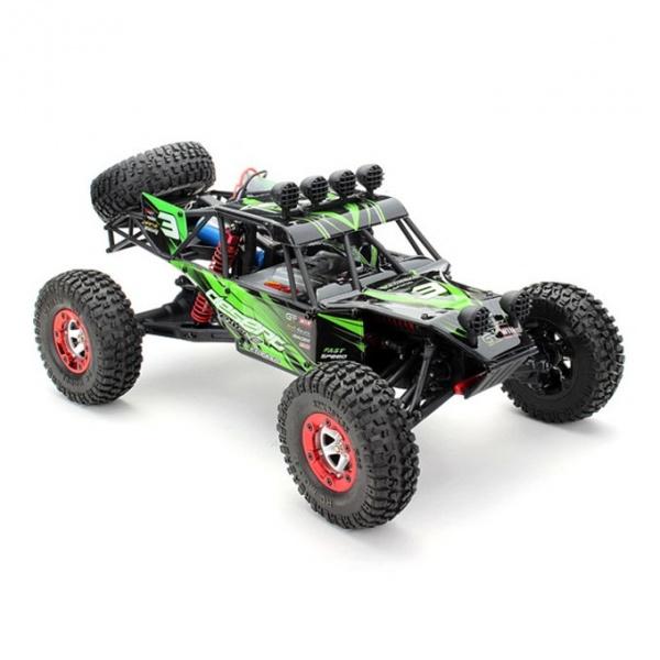 RC pouštní buggy Eagle 3 RTR 4WD 1:12 - Zelená