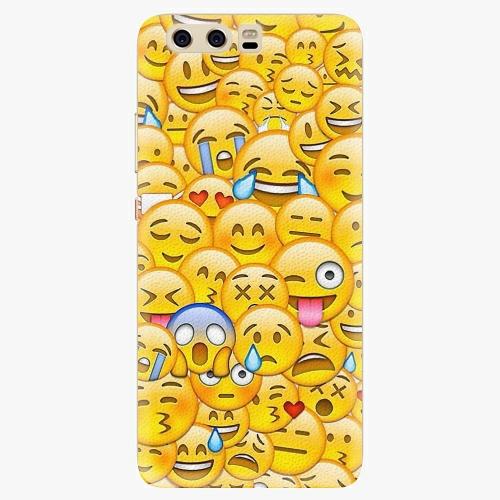 Plastový kryt iSaprio - Emoji - Huawei P10