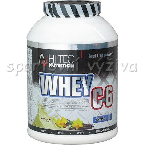 Whey C6 CFM 100% Whey