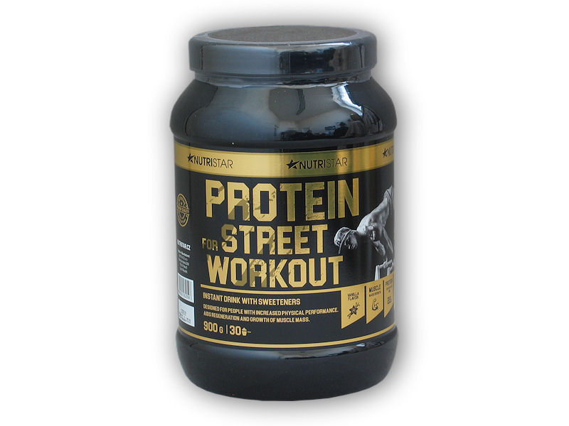 Protein for street workout
