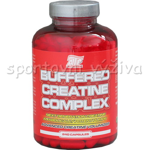 Buffered Creatine Complex 240 kapslí