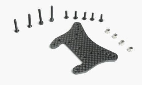 Přední karbonový držák tlumičů VRX/10902