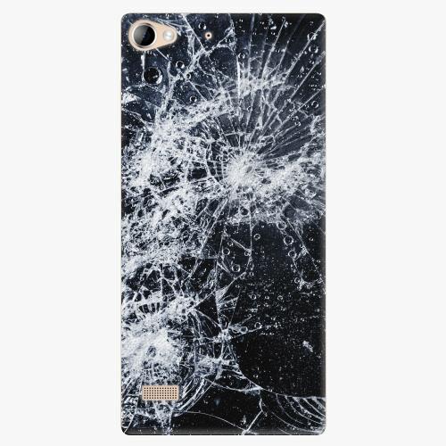 Plastový kryt iSaprio - Cracked - Lenovo Vibe X2