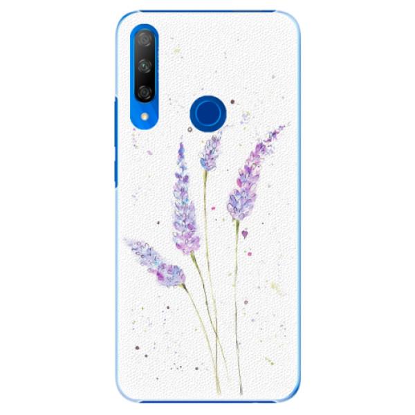 Plastové pouzdro iSaprio - Lavender - Huawei Honor 9X