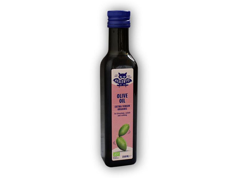 Olive Oil extra virgin organic 250ml