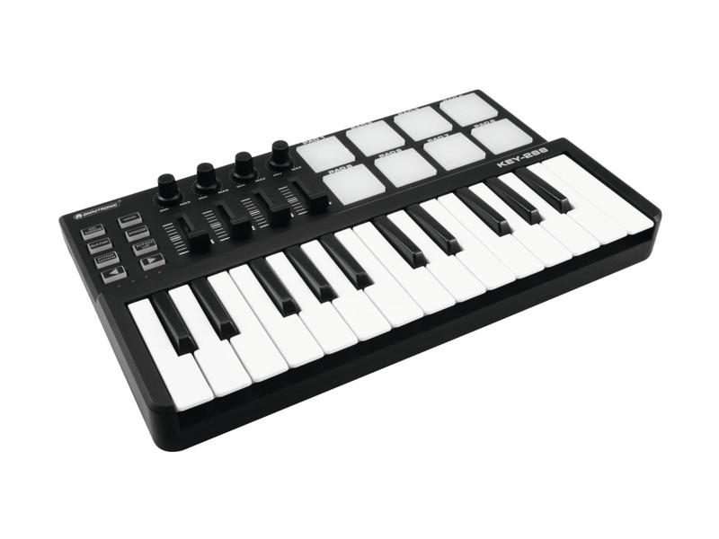 Omnitronic KEY-288 MIDI ovladač