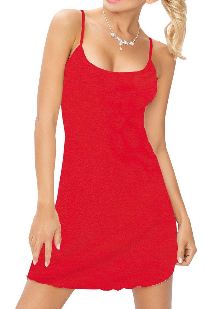 Dámská košilka Deni 2 red