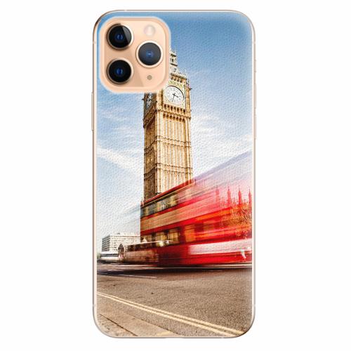Silikonové pouzdro iSaprio - London 01 - iPhone 11 Pro