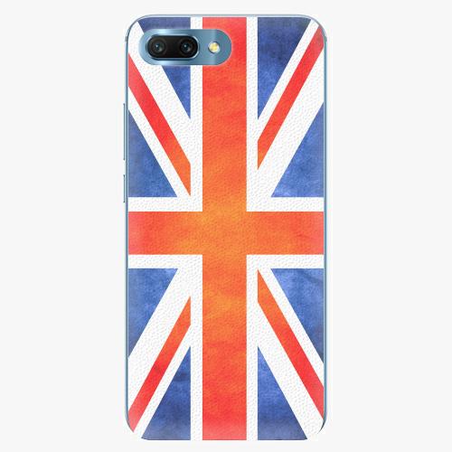 Plastový kryt iSaprio - UK Flag - Huawei Honor 10