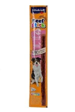 Vitakraft Dog pochoutka Beef Stick salami Vitam. E 1ks