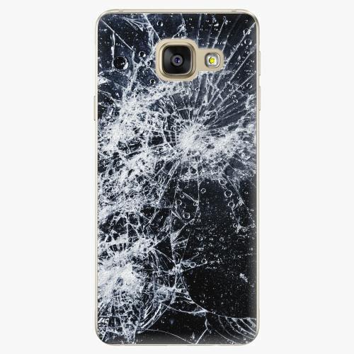 Plastový kryt iSaprio - Cracked - Samsung Galaxy A3 2016