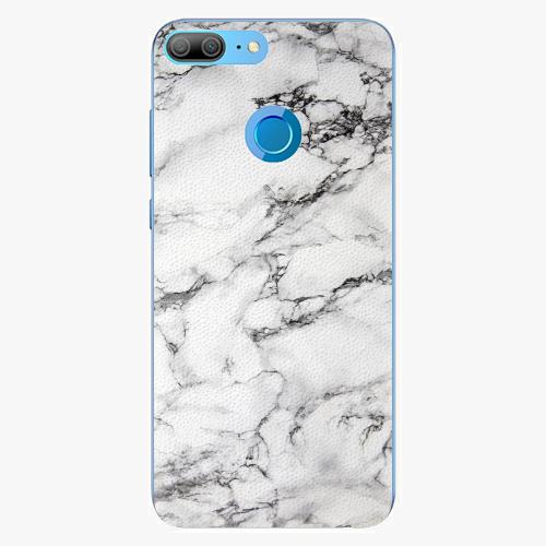 Plastový kryt iSaprio - White Marble 01 - Huawei Honor 9 Lite
