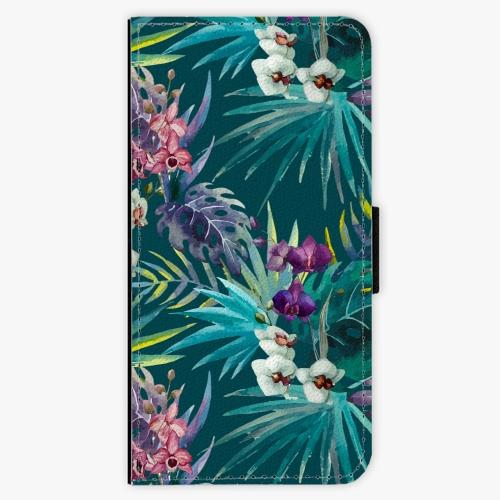 Flipové pouzdro iSaprio - Tropical Blue 01 - Nokia 6