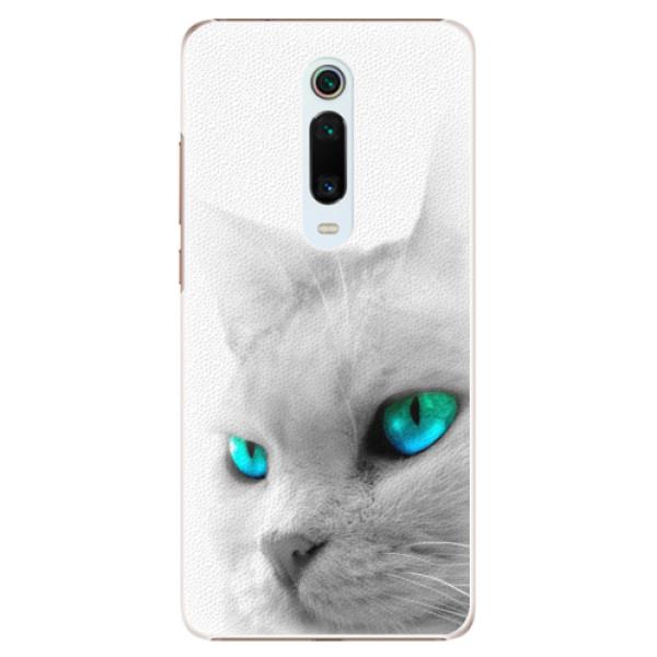 Plastové pouzdro iSaprio - Cats Eyes - Xiaomi Mi 9T Pro