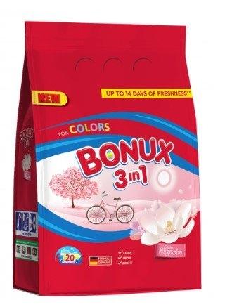 Color Pure Magnolia prací prášek, 20 praní, 1,5 kg