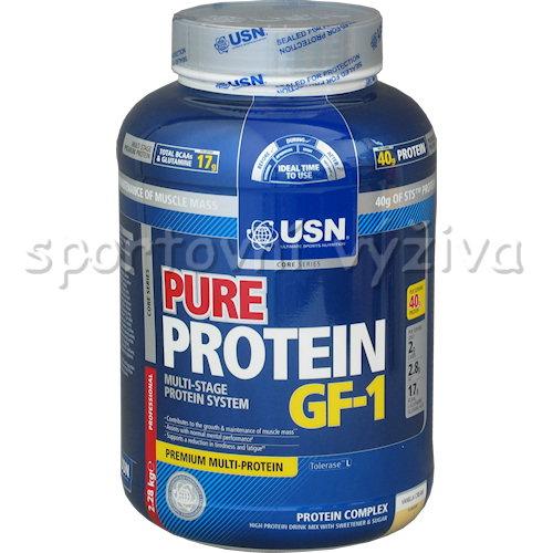 Pure Protein GF-1 - 2280g-banoffee