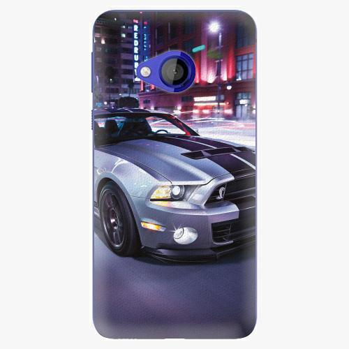 Plastový kryt iSaprio - Mustang - HTC U Play