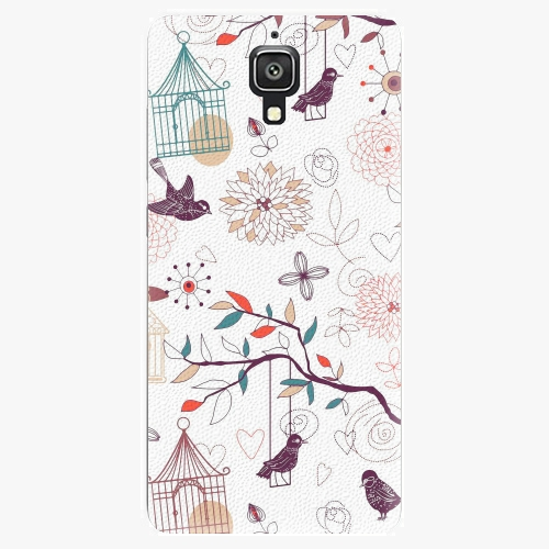 Plastový kryt iSaprio - Birds - Xiaomi Mi4