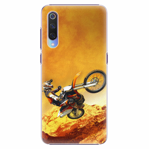 Plastový kryt iSaprio - Motocross - Xiaomi Mi 9