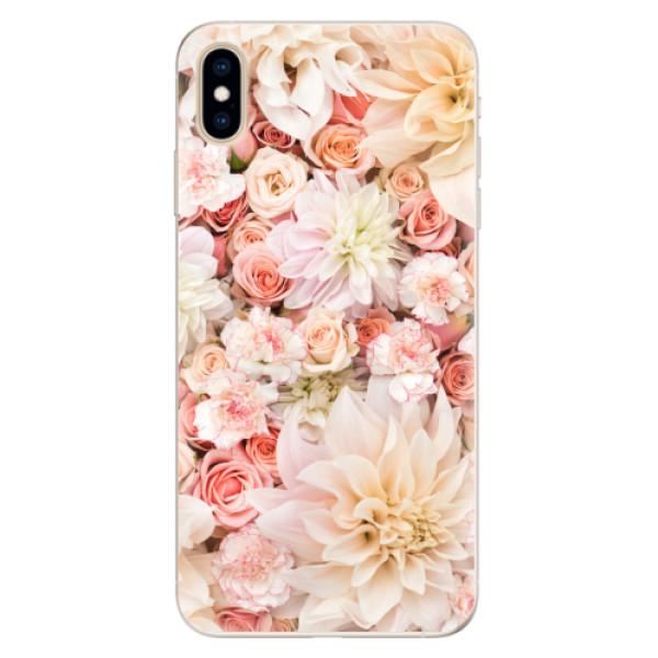 Silikonové pouzdro iSaprio - Flower Pattern 06 - iPhone XS Max