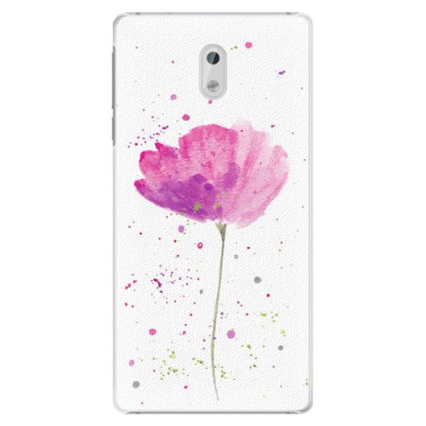 Plastové pouzdro iSaprio - Poppies - Nokia 3