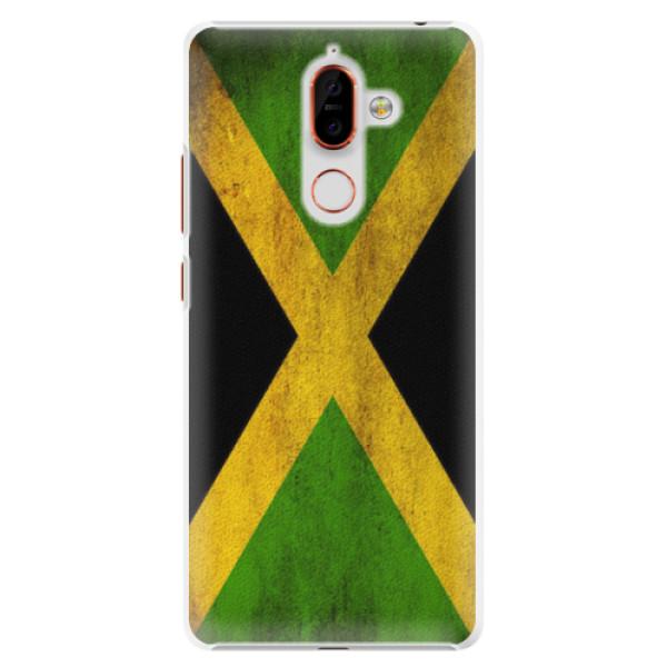Plastové pouzdro iSaprio - Flag of Jamaica - Nokia 7 Plus