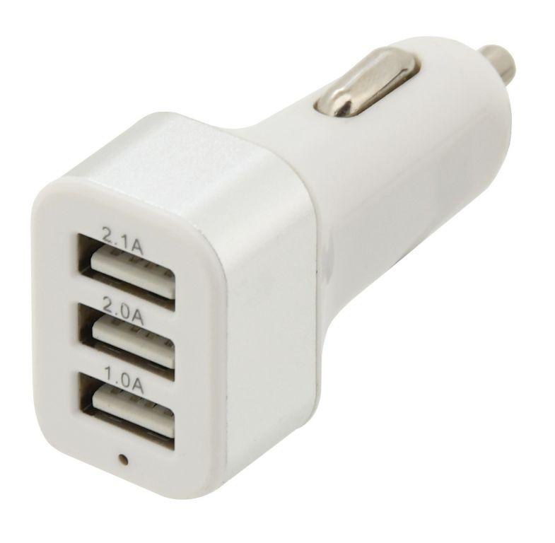Adaptér na nabíjení 3 x USB