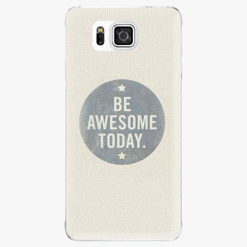Plastový kryt iSaprio - Awesome 02 - Samsung Galaxy Alpha