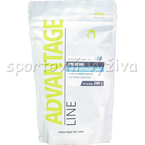 Creatine Monohydrate Creapure pH+ 200g