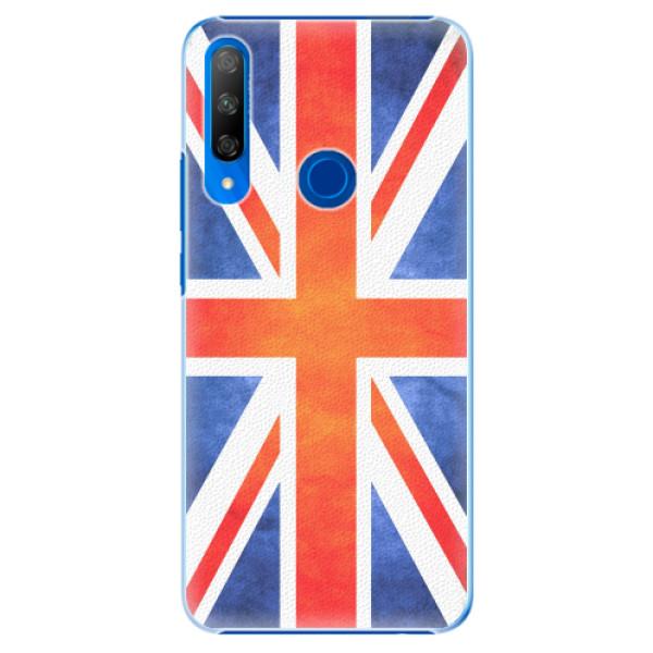 Plastové pouzdro iSaprio - UK Flag - Huawei Honor 9X