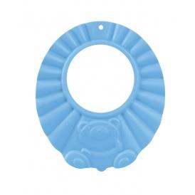 Ochrana očí před šampónem - MEDVÍDEK modrý