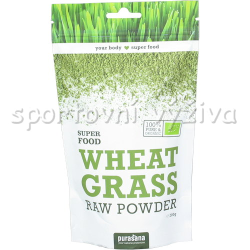 Wheat Grass Powder 200g