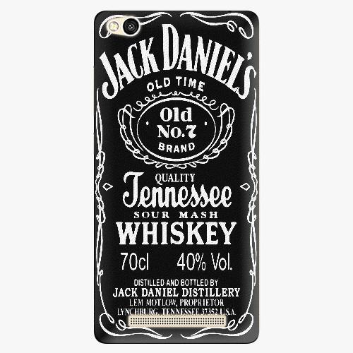 Plastový kryt iSaprio - Jack Daniels - Xiaomi Redmi 3