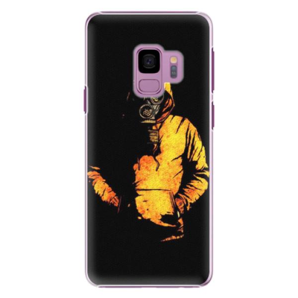 Plastové pouzdro iSaprio - Chemical - Samsung Galaxy S9