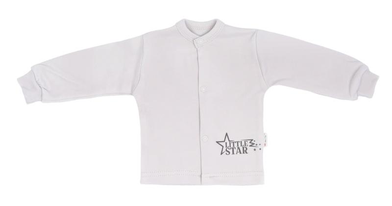 Mamatti Novozenecká bavlněná košilka, kabátek Star