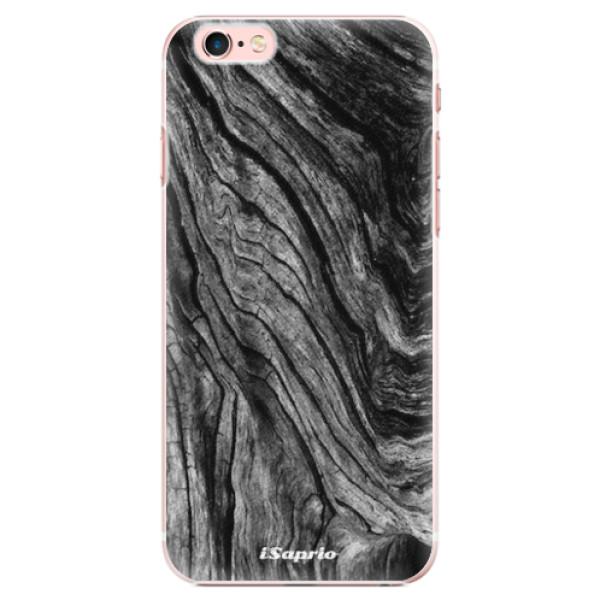 Plastové pouzdro iSaprio - Burned Wood - iPhone 6 Plus/6S Plus