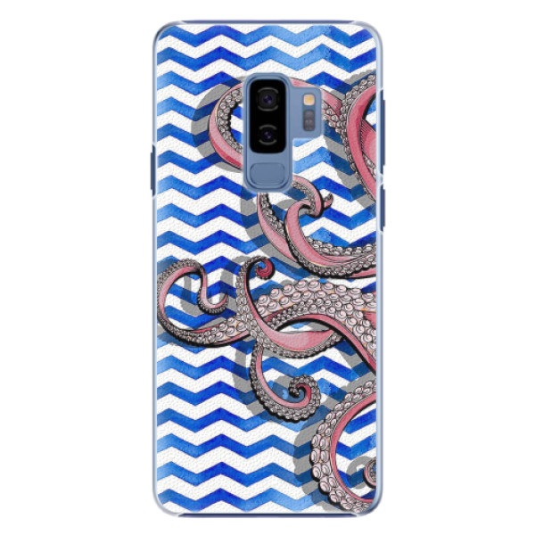 Plastové pouzdro iSaprio - Octopus - Samsung Galaxy S9 Plus