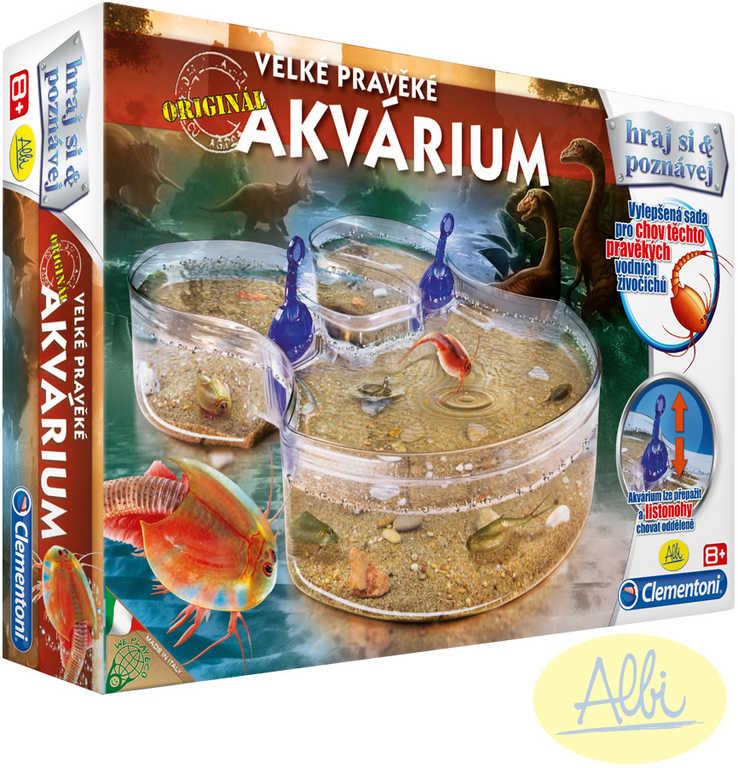 ALBI Velké pravěké akvárium experimentální sada