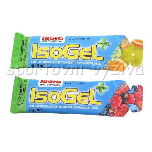 IsoGel Plus Caffeine