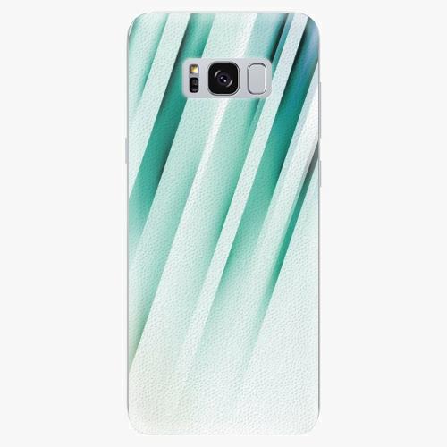 Silikonové pouzdro iSaprio - Stripes of Glass - Samsung Galaxy S8