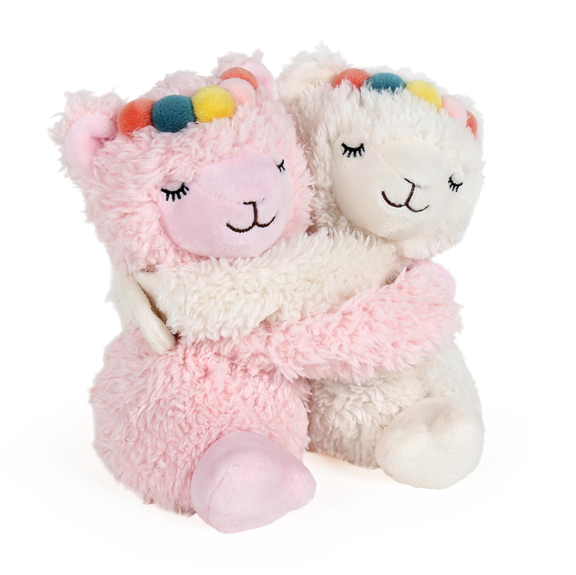 Warmies - Hřejivá mini zvířátka - Hřejivé lamy
