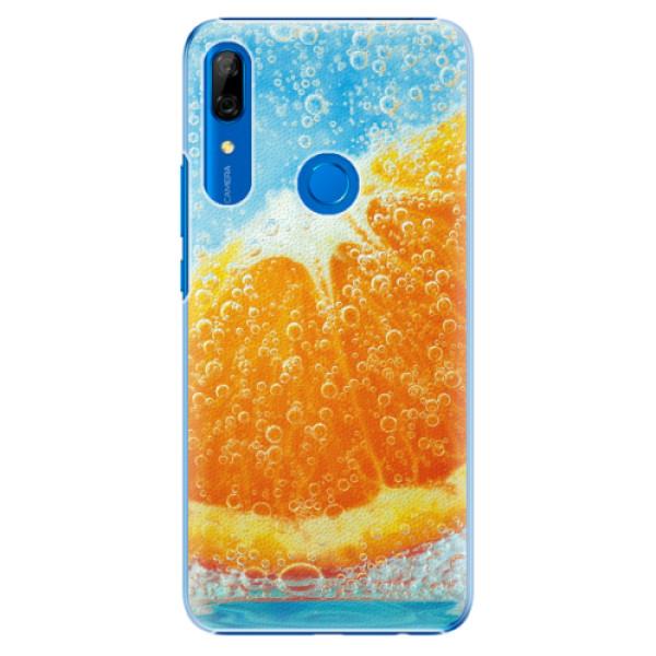 Plastové pouzdro iSaprio - Orange Water - Huawei P Smart Z